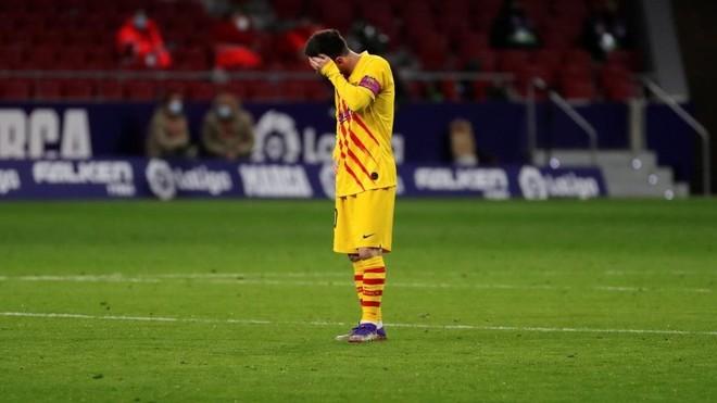 خاموشی بی سابقه مسی؛ لئو گل زدن یادش رفته!