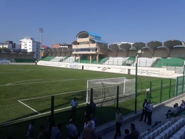 جای شموشک در این استادیوم خالی است