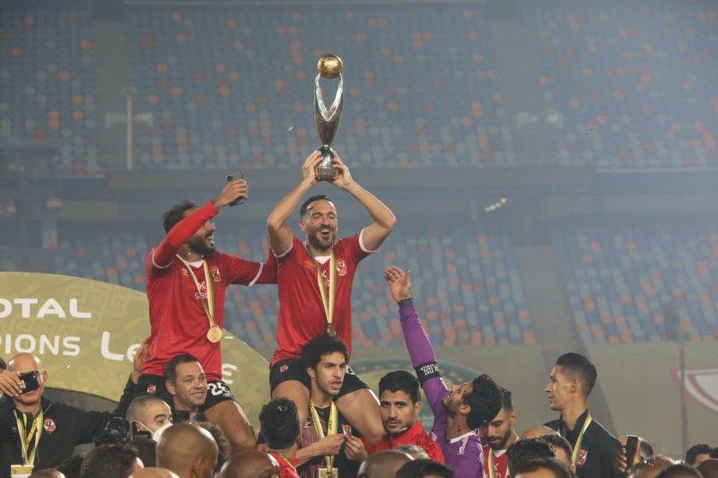 تیم الاهلی مصر و جام قهرمانی آفریقا
