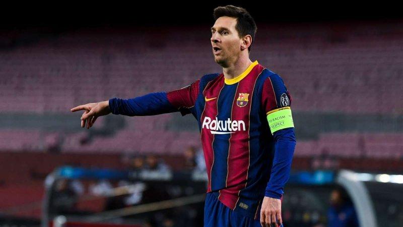 لاپورتا: PSG چطور جرات می کند از مسی حرف بزند؟