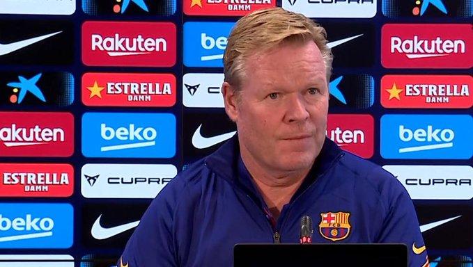 01560313 » مجله اینترنتی کوشا » واکنش کومان به فینال احتمالی مقابل رئال مادرید 1