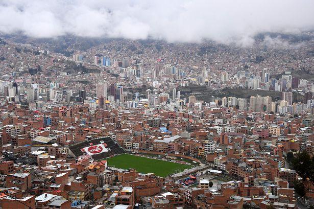 01561950 » مجله اینترنتی کوشا » قرارداد همکاری سیتی با بزرگترین باشگاه بولیوی 1