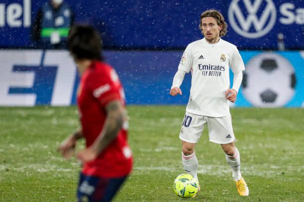 رئال مادرید در آستانه تمدید قرارداد با برنده توپ طلا