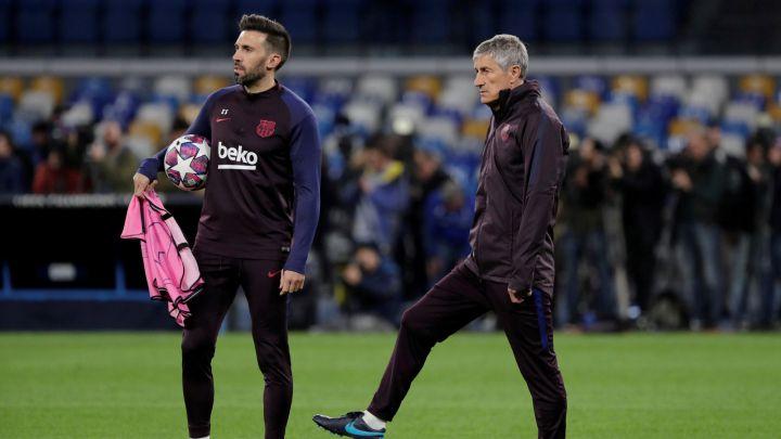نامه شگفت انگیز باشگاه بارسلونا به کیکه ستین