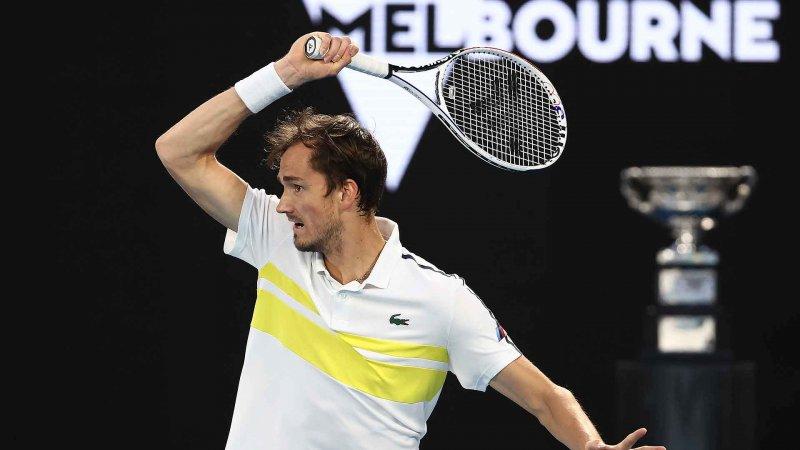 با شکست مدودف؛/ پیروزی قاطعانه نوله و نهمین قهرمانی در اوپن استرالیا