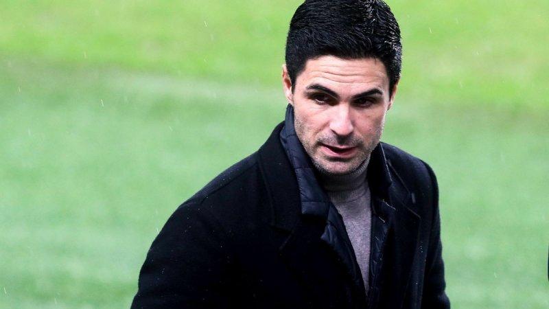 آرتتا: بارسلونا؟ در آرسنال خیلی خوشحالم