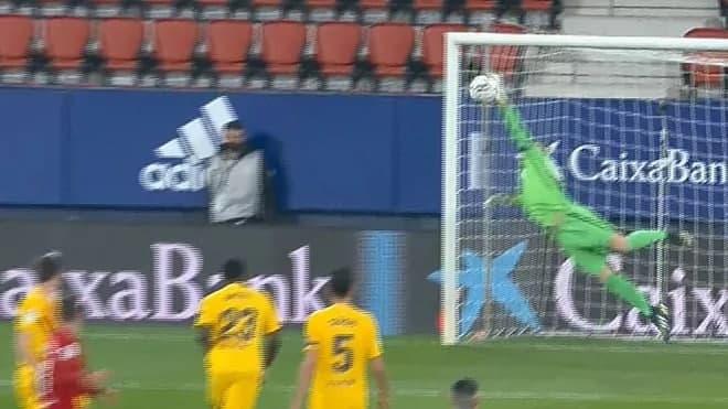 بارسلونا ۲- اوساسونا۰/ «کومن» روی نوار پیروزی