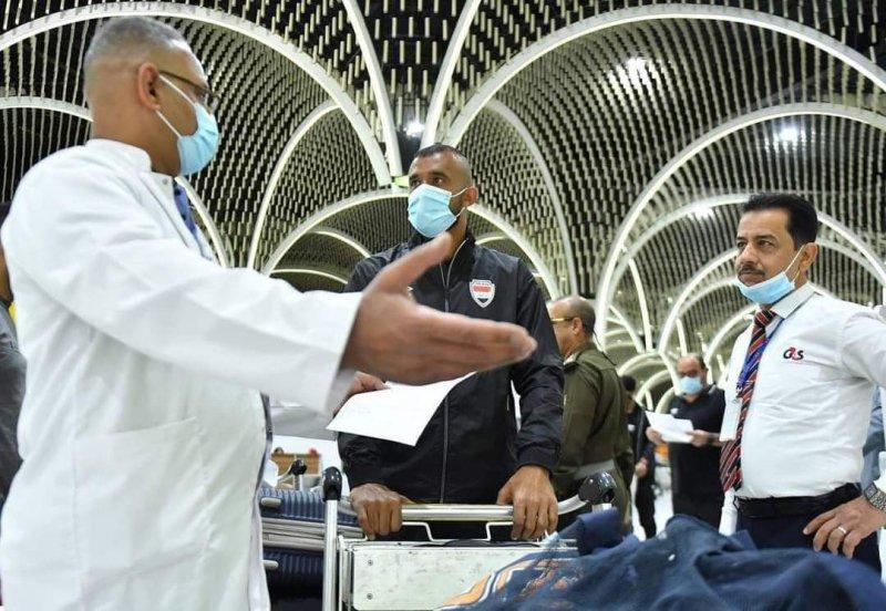 عراق با پرواز اختصاصی به تاشکند میرود