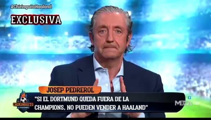 بمب در مادرید ترکید؟/ الچرینگیتو:هالند در راه پیوستن به رئال مادرید