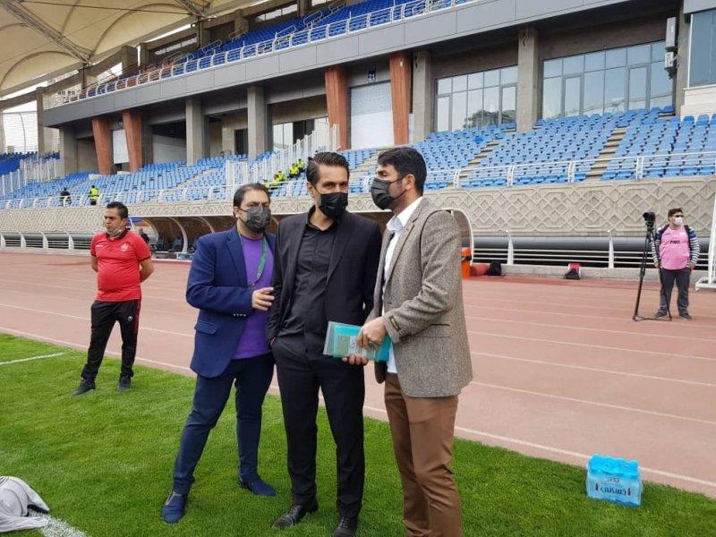 اعتراض یحیی به زمین امام رضا /عکس