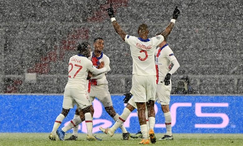 بایرن 2 - 3 PSG؛ گام اول انتقام در مونیخ