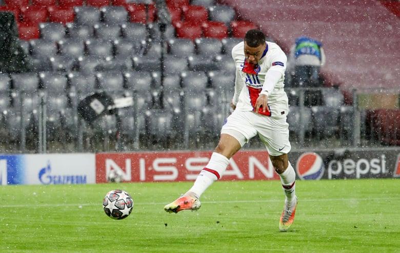 طبق آمار؛ بایرن مونیخ برابر PSG بدشلنس بود (عکس)
