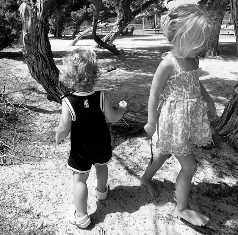 مورد باورنکردنی فرزندان ستاره فرانسوی بارسلونا