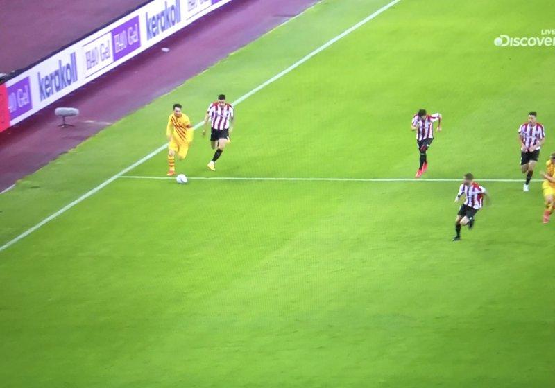 اولین جام فصل برای لئو و بارسا/ طوفان مسی؛ تاج گذاری در شب رکوردشکنی تاریخی
