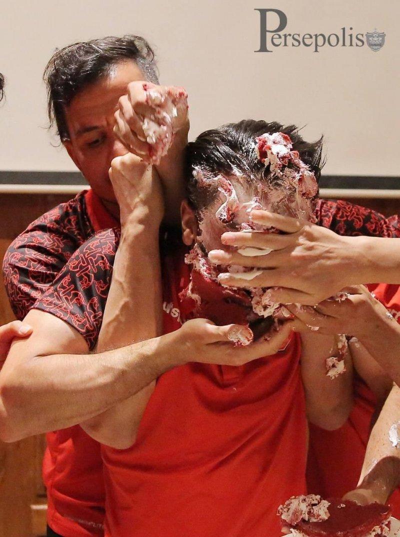 سیامک نعمتی با چهرهای که هرگز ندیدهاید! (عکس)