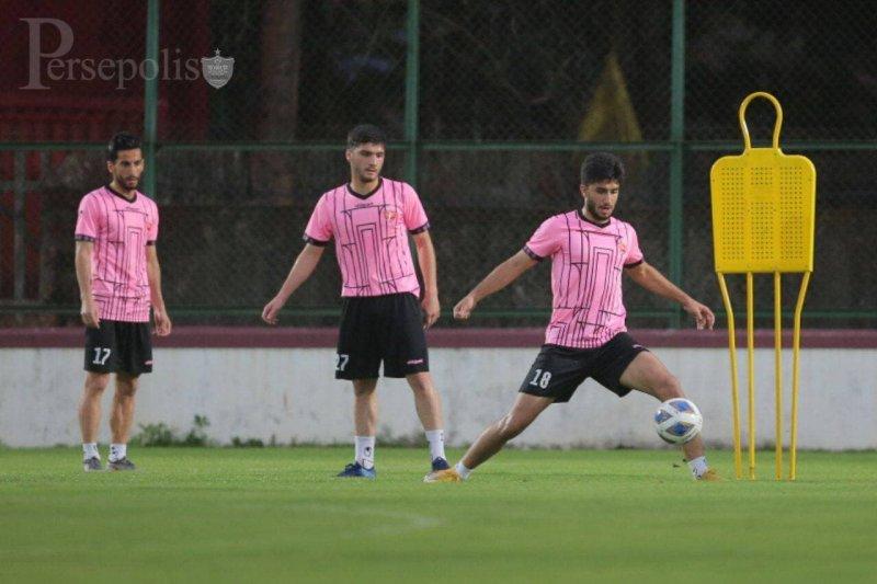 نیمکتنشینان یحیی در مینی فوتبال 70 دقیقهای (عکس)