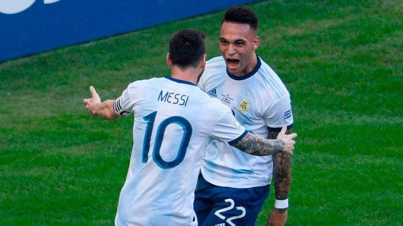 لائوتارو: برای رفتن به بارسا با مسی حرف زدم