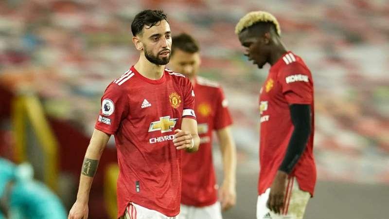 به رغم شکست برابر قرمزها؛/ برونو فرناندز: کاپیتانی یونایتد بزرگترین افتخار است