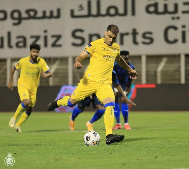 النصر با حمدالله نه نفره برد (عکس)