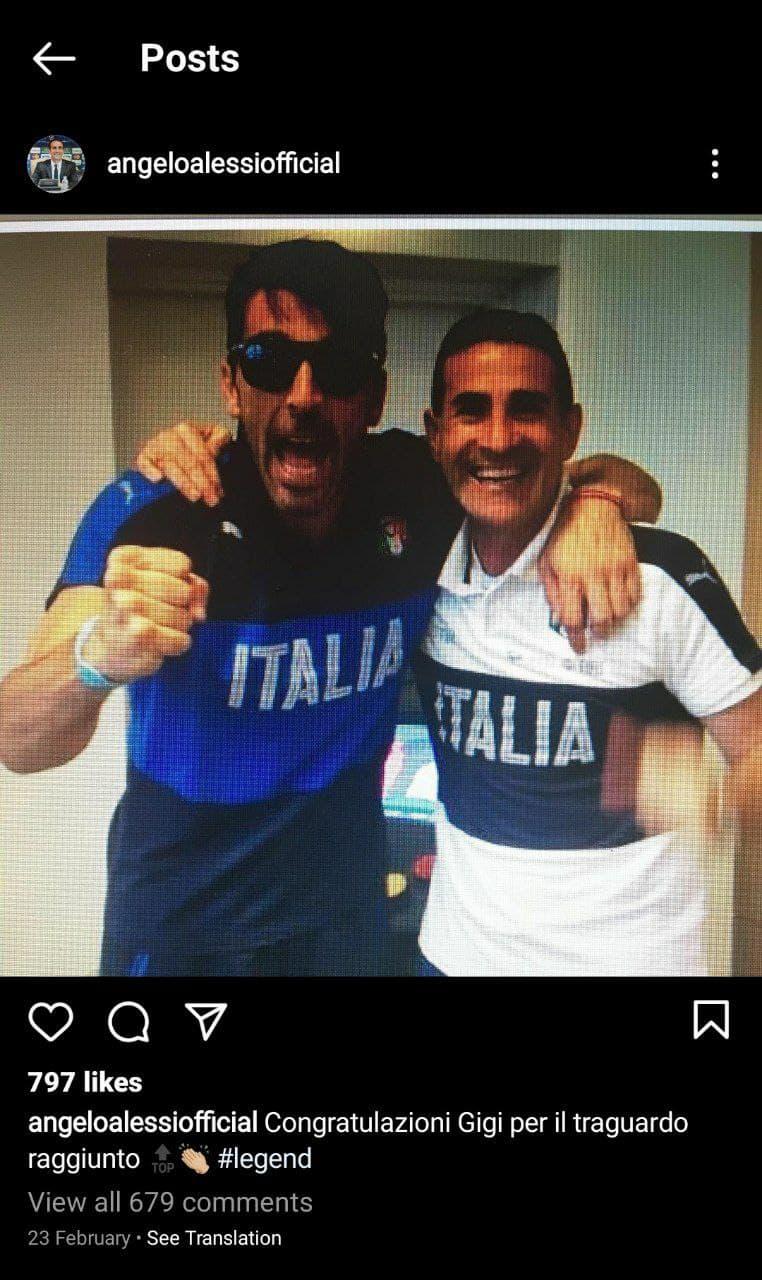 استقبال استقلالها از ایتالیایی اشتباهی/عکس
