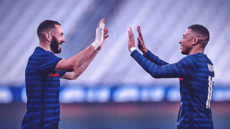 چه تیمی دوست ندارد امباپه را جذب کند / بنزما: حس میکنم خوشبخت ترین مرد دنیا هستم