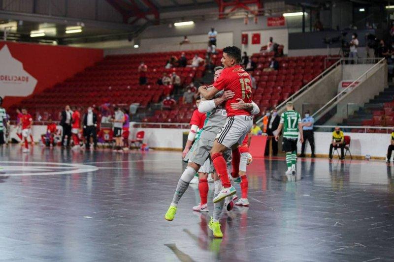 شانس قهرمانی برای بنفیکا حفظ شد؛ / دو گل طلایی طیبی در فینال لیگ برتر پرتغال