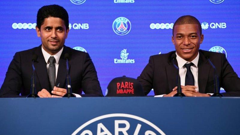"""""""همه بازیکنان بزرگ دوست دارند به PSG بیایند""""/ الخلیفی: امباپه هرگز فروخته نمیشود"""