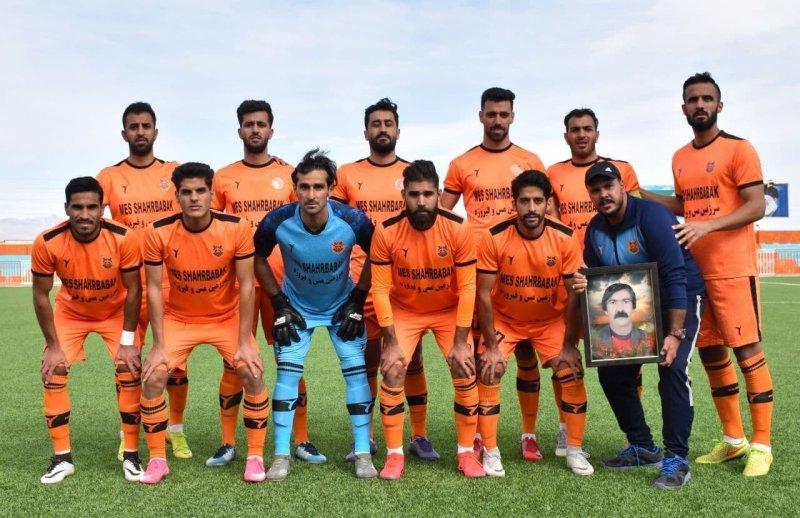 صعود مس شهربابک به لیگ یک فوتبال ایران