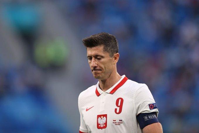 یورو برای لواندوفسکی تلخ شروع شد (عکس)
