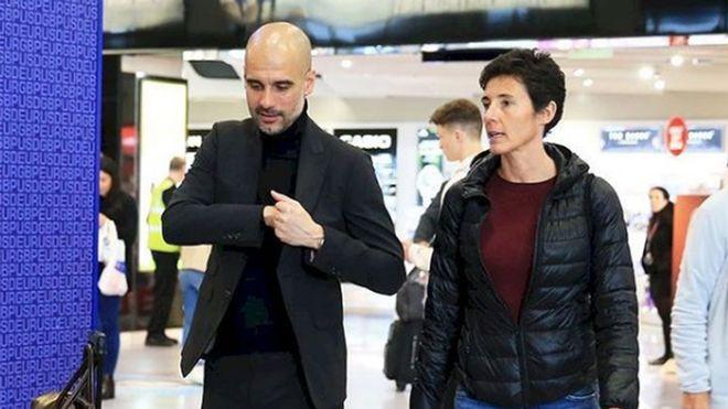 رفیق گواردیولا هم به بارسلونا بازگشت