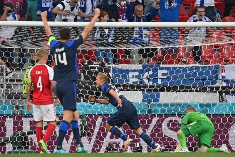 ماجرای صعود دراماتیک ترین تیم یورو 2020 (عکس)