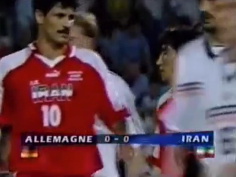 حساس ترین دیدار تاریخ فوتبال ایران به روایت تصویر (عکس)