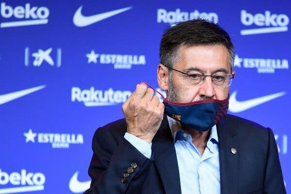 پاسخ تند به بارسلونا؛ دروغ میگویید؛ غلو میکنید!