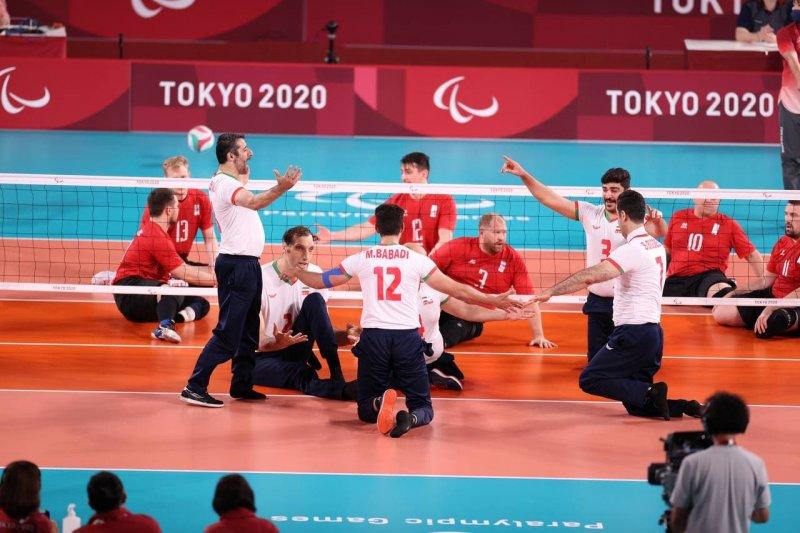 قهرمانی تیم دوست داشتنی ایران در توکیو/ اقتدار بر فراز تور؛ والیبال نشسته طلایی شد