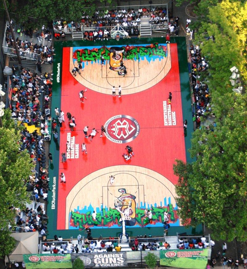 تحولی جدید در NBA؛ بسکتبال خارج از سالن!
