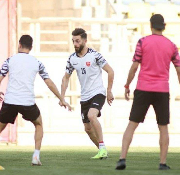رقابت درون تیمی سه مهاجم پرسپولیس برای گل اول