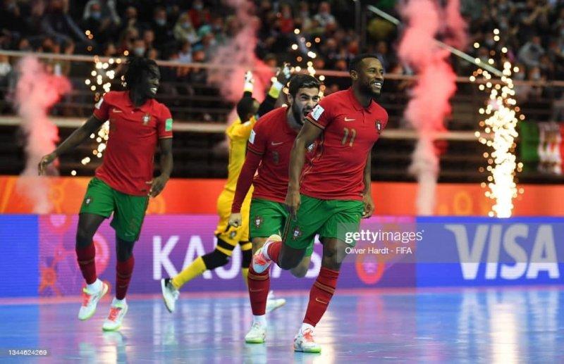 جام جهانی فوتسال – لیتوانی؛ / پرتغال انتقام گرفت و قهرمان شد