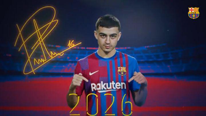 قرارداد جدید ستاره یک میلیارد یورویی با بارسلونا/عکس