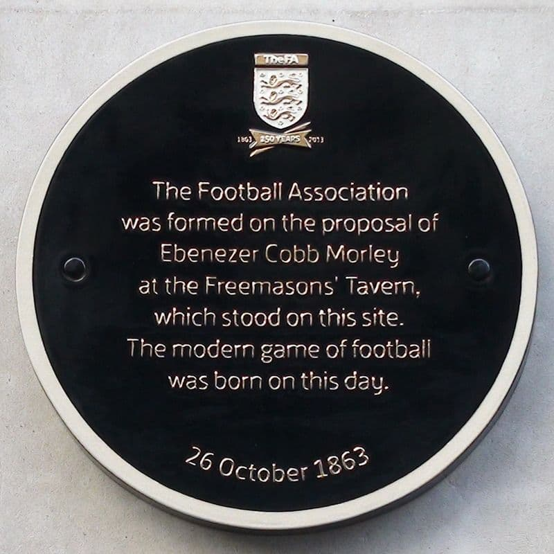 فوتبال در چنین روزی تاسیس شد