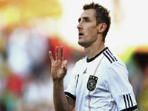 تمام گلهای میروسلاو کلوزه برای آلمان در جام های جهانی