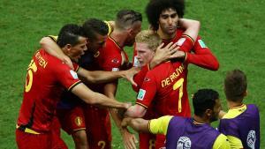 اتحاد ستارههای متخصص برای موفقیت بلژیک