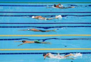 اتفاقات عجیب و تاسفبار برای شناگران ایرانی