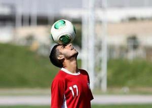 اولین گل جام حذفی به نام هزامی