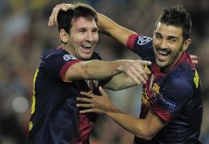 ویا:مسی به بازیکنان جدید بارسا کمک زیادی میکند