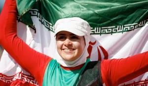 گفتگو با زهرا نعمتی برترین ورزشکار ماه نوامبر