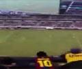بازی بارسلونا، هواداران تراکتور