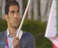 افتتاحیه المپیک لندن ۳ (رژه ایران)