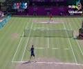 فینال تنیس المپیک لندن