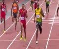 فینال دوی ۴ در ۱۰۰ متر