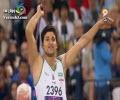 کسب مدال طلا و رکوردشکنی خالوندی